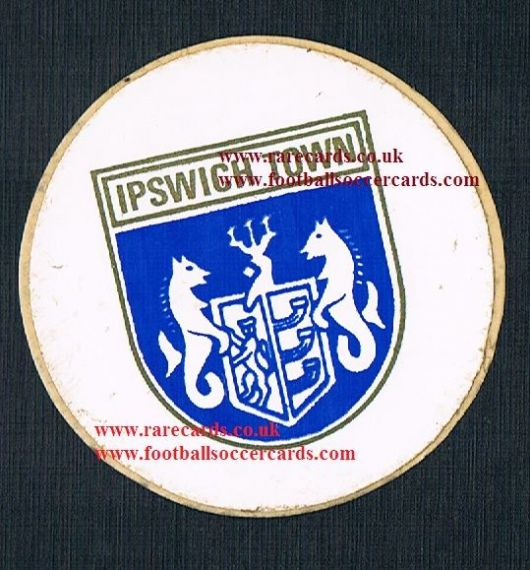 1974 Lucky Bag FasPrint sticker Ipswich T